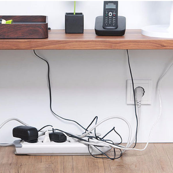 CableBox Cable Holder by Bluelounge