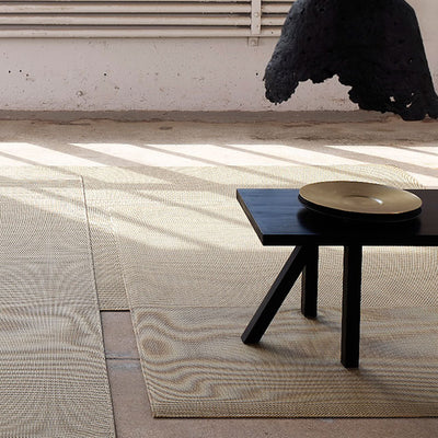 Basketweave Woven Floor Mat by Chilewich