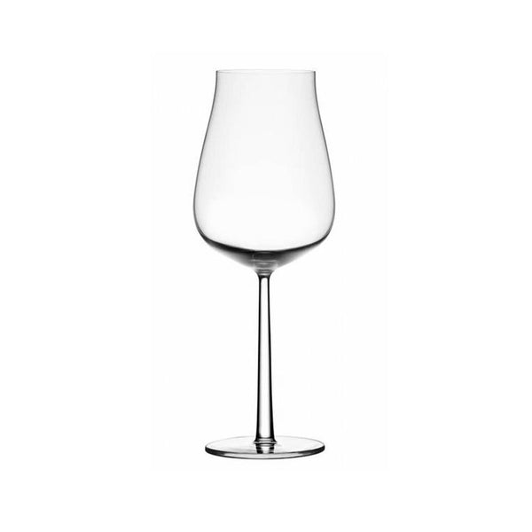 Essence Plus Wine Glass 22 oz, Set of 2, by Iittala