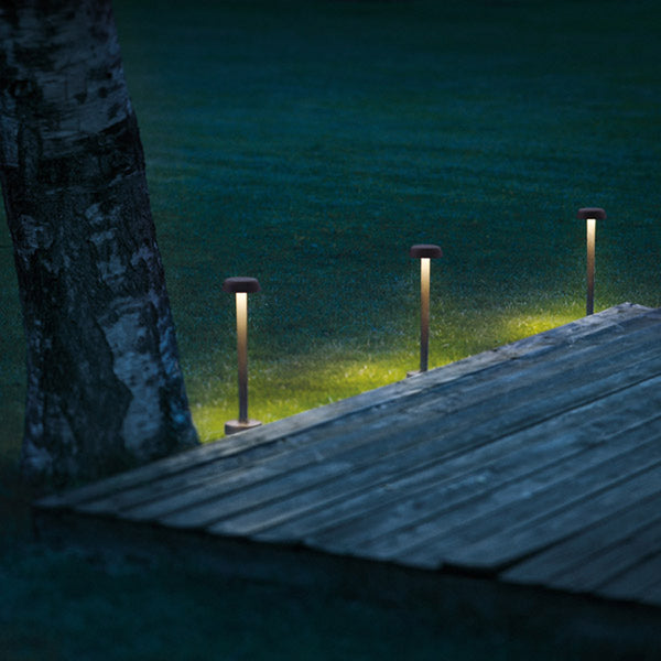 Belvedere Clove Outdoor Lamp by Flos