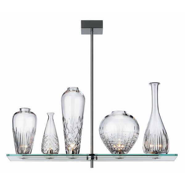 Cicatrices De Luxe 5 Pendant Lamp by Flos