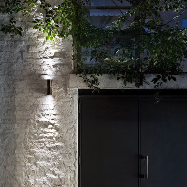Clessidra Outdoor Wall Lamp by Flos