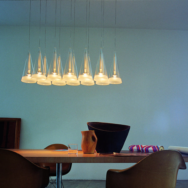 Fucsia 12 Pendant Lamp by Flos