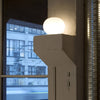 Glo-Ball Basic Zero Table Lamp by Flos