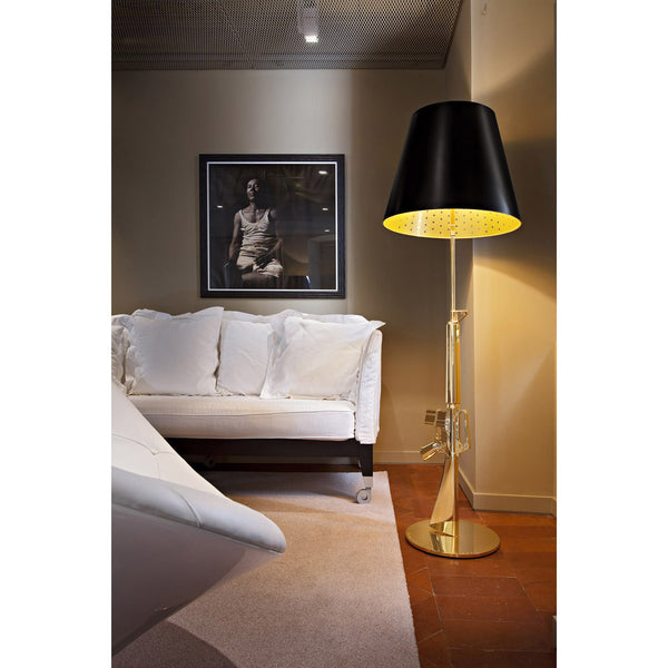 Guns Lounge Floor Lamp by Flos