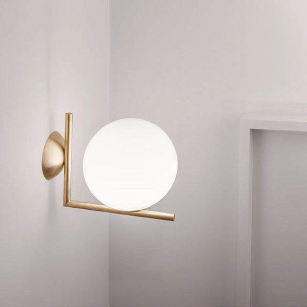 IC Lights Wall/Ceiling Lamp by Flos