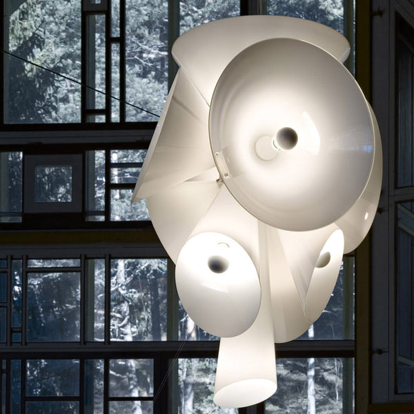 Nebula Pendant Lamp by Flos