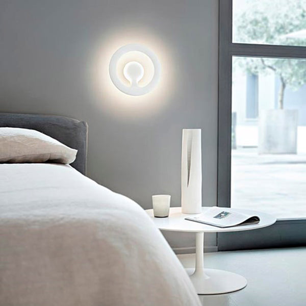 Orotund Wall Lamp by Flos