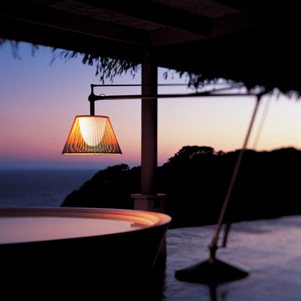 Superarchimoon Outdoor Floor Lamp by Flos