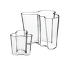 Aalto Vase Set of 2 by littala