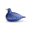 Blue Bird Glass Bird by Iittala
