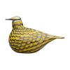 Grouse Yellow Glass Bird by Iittala