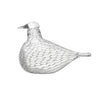 Mediator Dove Glass Bird by Iittala