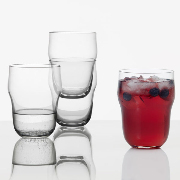 Lempi Glass Tumblers, Set of 2 by Iittala