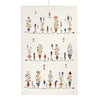 Sarjaton Tea Towel by Iittala