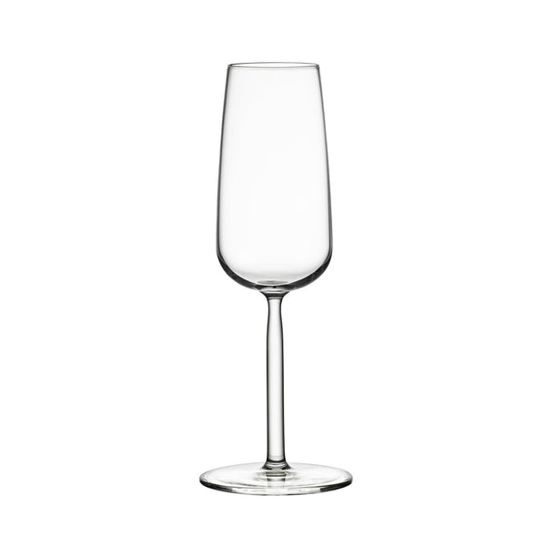 Senta Champagne Glass, Set of 2, by Iittala
