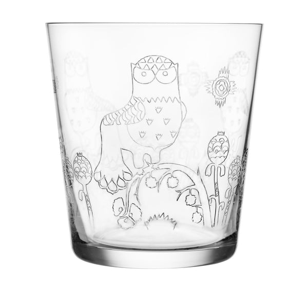 Taika Tumblers Glass, Set of 2 by Iittala