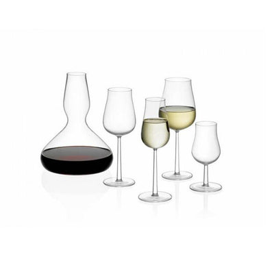 Essence Plus Wine Glass 14 oz, Set of 2, by Iittala
