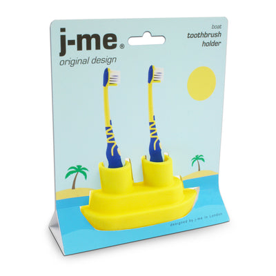 Boat Toothbrush Holder by J-Me