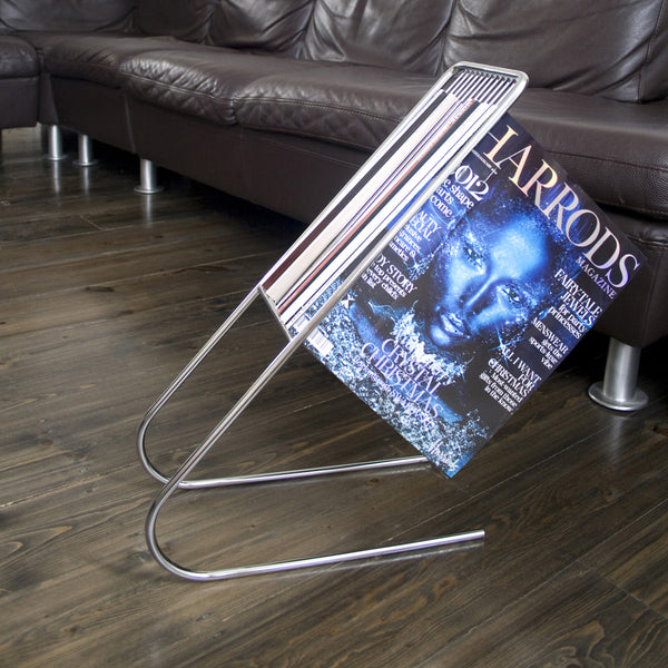 Float Magazine Rack by J-Me