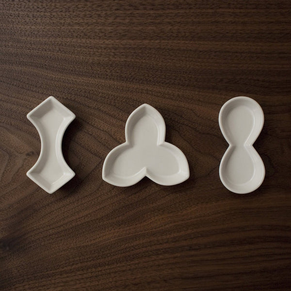 Chopstick Rests Trio by Jicon