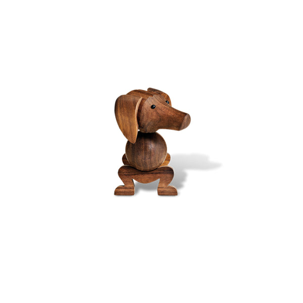 Dachshund Wooden Toy by Kay Bojesen