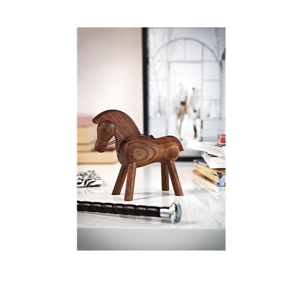 Horse Wooden Toy by Kay Bojesen