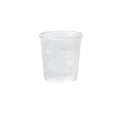 Cast Water Glass by Kinto