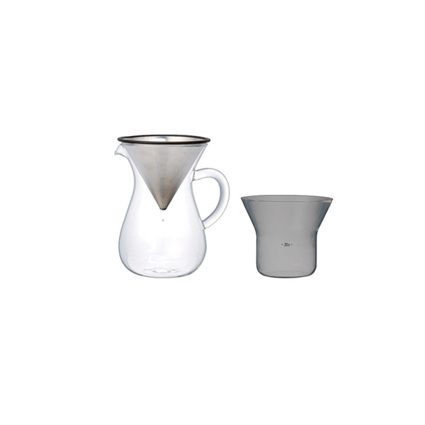 Slow Coffee Style Carafe Set by Kinto