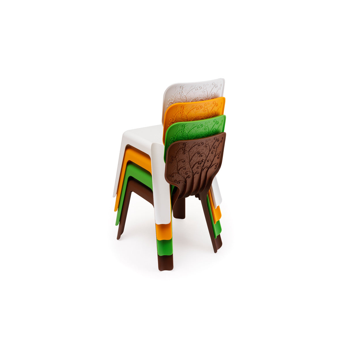 Ordinaire Alma Stacking Childrenu0027s Chair By Magis