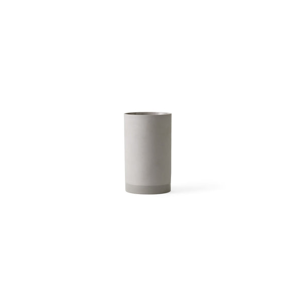 Cylindrical Vase L by Menu