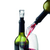 Selection Wine Set of Decanting Pourer & Vacuum Stopper by Menu