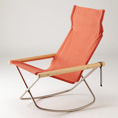 Nychair X Rocking Chair by Takeshi Nii