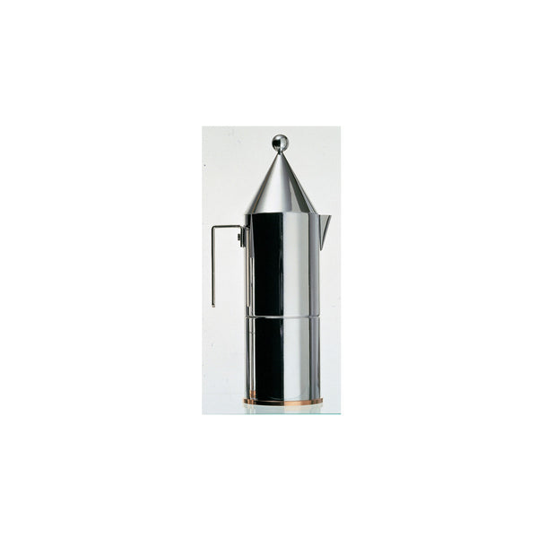 La Conica Espresso Coffee Maker, by Officina Alessi