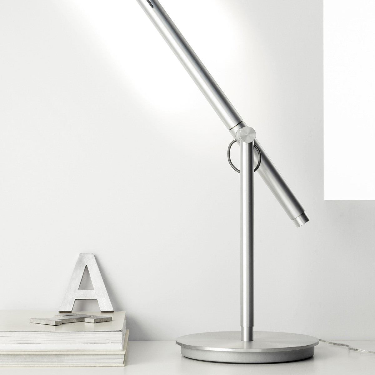 Brazo desk lamp by pablo emmo home brazo desk lamp by pablo aloadofball Gallery