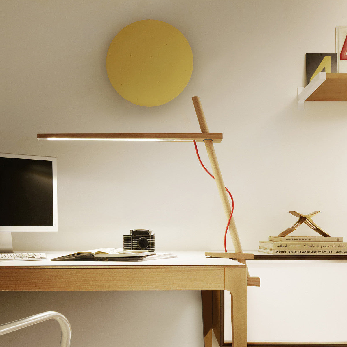 Clamp Task Lamp by Pablo - Emmo Home