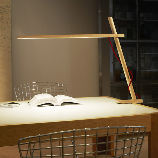 Clamp Task Lamp by Pablo
