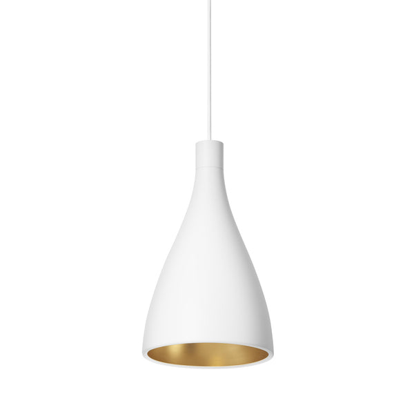 Swell Single Pendant Lamp by Pablo