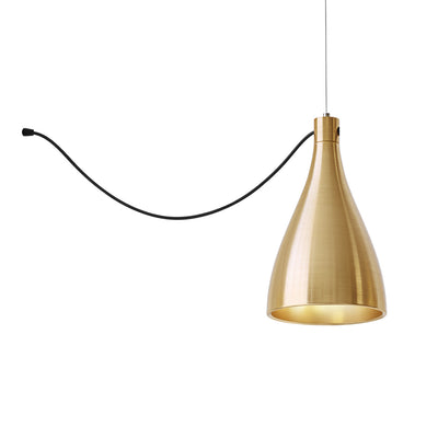 Swell Single String Lamp by Pablo