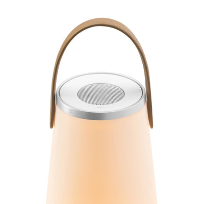 Uma Wireless Speaker Lamp by Pablo