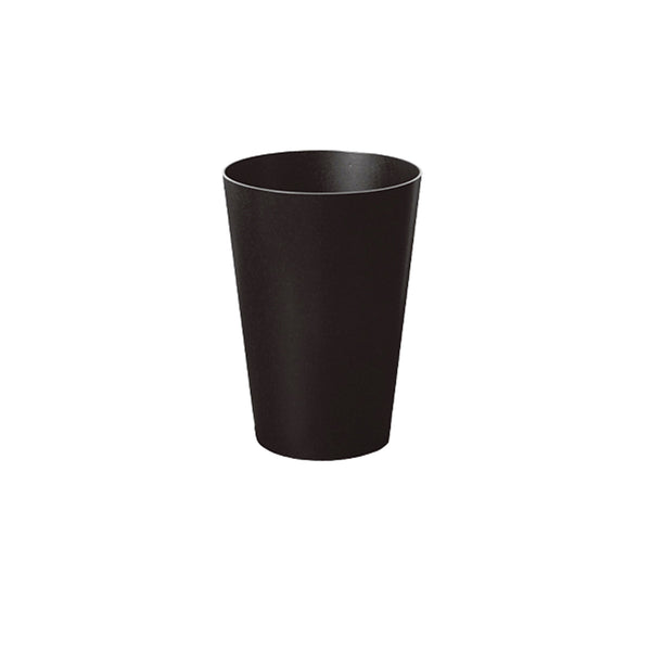 Waste Basket, Ash Black, by Saito Wood