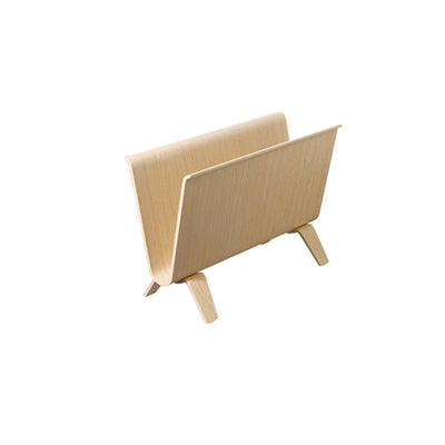 Magazine Rack by Saito Wood