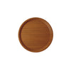 Round Tray by Saito Wood