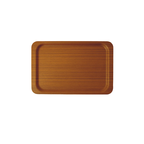 "Serving Tray, 22"" x 14"", by Saito Wood"