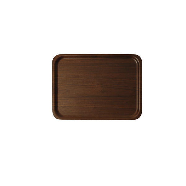 "Serving Tray, 15"" x 10.75"", by Saito Wood"