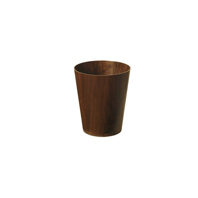 Waste Basket, Walnut, by Saito Wood