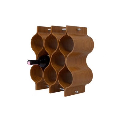 Wine Rack by Saito Wood