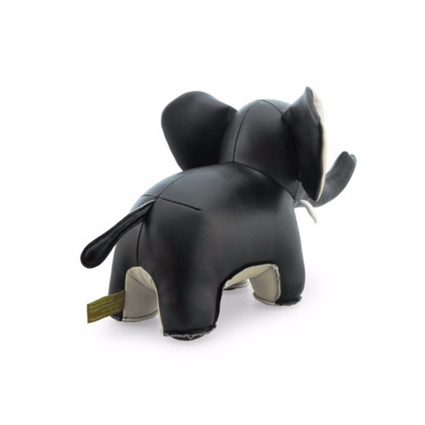 Abby II the Elephant Bookend by Zuny