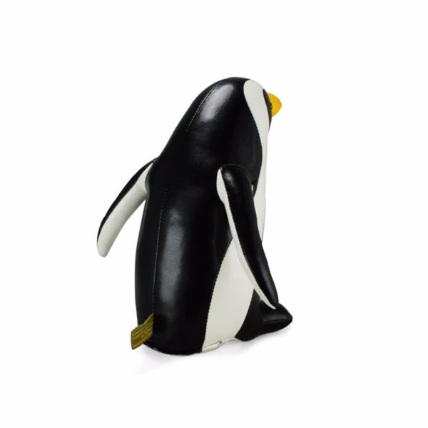 Classic African Penguin Bookend by Zuny