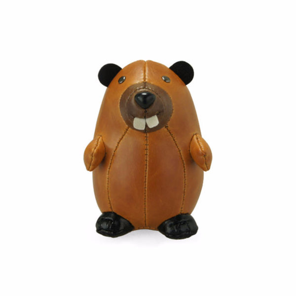 Classic Beaver Paperweight by Zuny